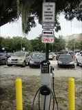 Image for Electric Car Charging Station at USF - Tampa, Florida