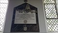 Image for Captain Christopher Goddard Jackson - St Mary's church - Duddington, Northamptonshire