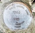 Image for Eighth Avenue South Reservoir, Nashville benchmark Y302