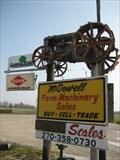Image for McDowel Farm Machine Sales Tractor