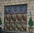 Image for The door of the garage - Ourense, Galicia, España