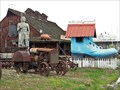 Image for Where Old Tractors Go to Die and Concrete Buffalos Roam