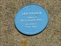 Image for J.R.R. Tolkien  - Oxford, Oxfordshire, UK