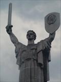 "Image for ""Motherland Statue Set to Lose Insignia"" - Kiev, Ukraine"