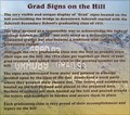 Image for Grad Signs on the Hill - Ashcroft, British Columbia