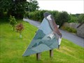 Image for Red Kite Mosaic - Tregaron, Ceredigion, Wales.