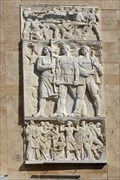 Image for Relief on the Council of Ministers - Tiranë, Albania