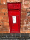 Image for Victorian Wall Post Box - Pangbourne Station - Reading - Berkshire - UK