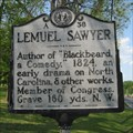 Image for Lemuel Sawyer, A-38