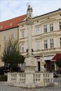Image for Mariensäule / Marian column - Retz, Austria