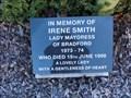 Image for Irene Smith Lady Mayoress memorial– Bradford, UK