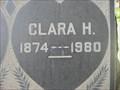 Image for 106 - Clara H Gardner - Mission City Memorial Park - Santa Clara, CA