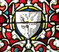 Image for Loveday coat of arms - St Mary - Cropredy, Oxfordshire