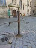 Image for Water Pump - Kronborg Castle - Helsingør, Denmark