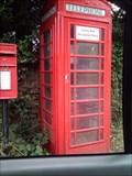 Image for Nobottle's 'Phone Box, Nobottle, Northants.