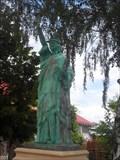 Image for Statue of Liberty - Nový Ruskov (okres Trebišov), Slovakia