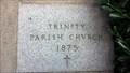 Image for 1875 - Trinity Parish Church - Reno, NV