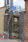 Image for Regent's Canal Parkway Gate -- Lisson Grove Road, Westminster, London, UK