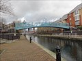 Image for Mariners Canal Truss Bridge – Salford, UK