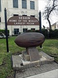 Image for Home of the World's Largest Pecan - Seguin, TX
