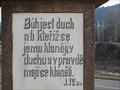 Image for Citat z bible - Jan 4.24. - Tisnov, Czech Republic