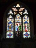 Image for East Window, Throckmorton Family Church, Coughton, Warwickshire, England