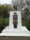 Image for Korean War Plaque - Hagersville War Memorial