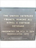 Image for Vietnam War Memorial, Veterans Memorial Park, Muskegon, MI, USA