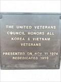 Image for Vietnam War Memorial, Veterans Memorial Park, Muskegon, MI, USA