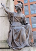 Image for Minerva and 93 Minerva Asteroid – Manchester, UK