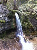Image for Linnerbach Waterfall - Linn, AG, Switzerland