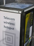 Image for Telecom Payphone Hotspot. Whakatane. New Zealand.