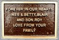 Image for Wes and Betty Blair and Son Roy - Trail, BC