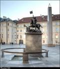 Image for Socha svatého Jirí / St. George Statue - Prague Castle (Prague)