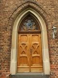 Image for Doorway of St. Joseph-Kapelle, Grafschaft-Beller - RLP / Germany