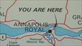 Image for Annapolis Royal Information Centre UR Here Inside