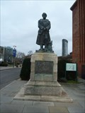 Image for Capt Robert Falcon Scott -College Road - Portsmouth, Hampshire