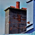 Image for Witch Weathervane - Ramsey, Isle of Man