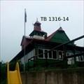 Image for TB 1316-14 Cervený vrch, tur.rozhl.