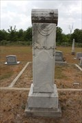 Image for Mollie P. Poe  - Long Branch Cemetery - Eastland County, TX