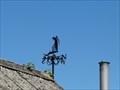 Image for Death's weathervane - Bangor, Northern Ireland