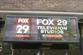 Image for Fox 29 TV Studios -- Philadelphia, PA  USA