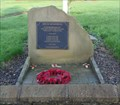 Image for Drub Village World Wars Memorial Plaque - Drub, UK