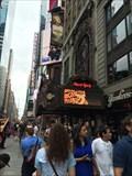 Image for Hard Rock Cafe - Broadway - New York, NY