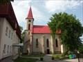Image for kostel sv. Bartolomeje opata - Herálec, okres Havlíckuv Brod, CZ