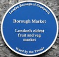 Image for OLDEST - Fruit & Veg Market in London - Borough Market, London, UK