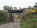 Image for Rail Road Bridge Over S 32nd Ave W - near Newton, Iowa