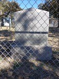 Image for Mazie B. Jackson Holbrook - Old Liberty Cemetery - Montague County, TX