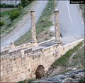 Image for Columns of Septimus Severus Bridge / Cendere Köprüsü - Burmapinar (Adiyaman Province, East Turkey)