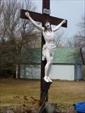 Image for Le Christ sur la croix-Carignan-Québec,Canada